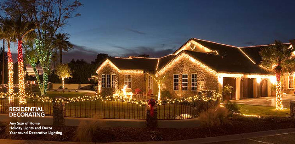christmas lights and decorations full service leasing sales design installation maintenance - Year Round Christmas Lights