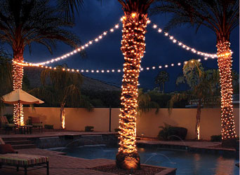 Patio and Bistro Lighting